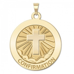 Confirmation Medal    Cross  EXCLUSIVE