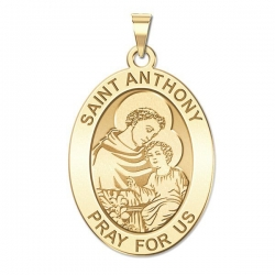 Saint Anthony Medal  EXCLUSIVE