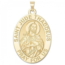 Saint Jude Medal   EXCLUSIVE