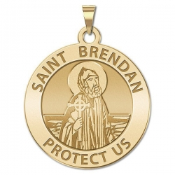 Saint Brendan Medal    EXCLUSIVE