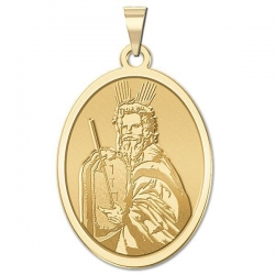 Moses OVAL Medal   EXCLUSIVE