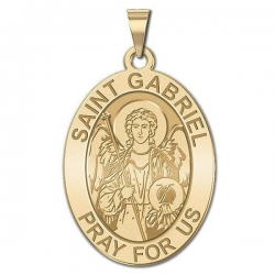 Saint Gabriel Medal   EXCLUSIVE