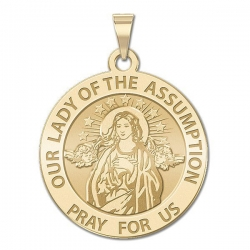 Our Lady of the Assumption Medal   EXCLUSIVE