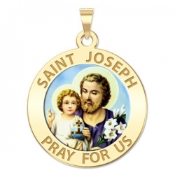 Saint Joseph Medal  EXCLUSIVE