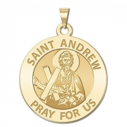Saint Andrew Medal  EXCLUSIVE