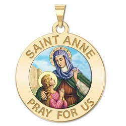 Saint Anne Medal  Color EXCLUSIVE