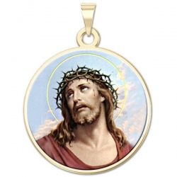 Ecce Homo Medal  Color EXCLUSIVE