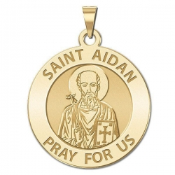 Saint Aidan Medal  EXCLUSIVE