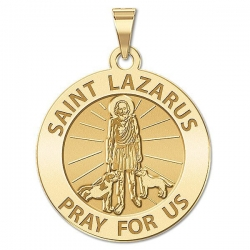 Saint Lazarus Medal   EXCLUSIVE