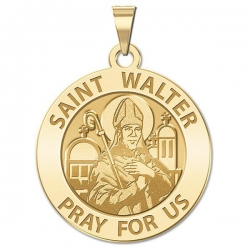 Saint Walter Medal   EXCLUSIVE