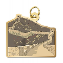 Great Wall of China Charm