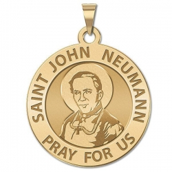 Saint John Neumann Medal  EXCLUSIVE