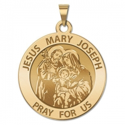 Jesus Mary Joseph Medal  EXCLUSIVE