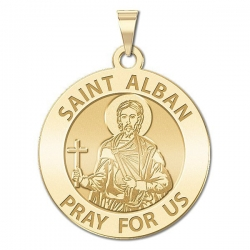 Saint Alban Medal  EXCLUSIVE