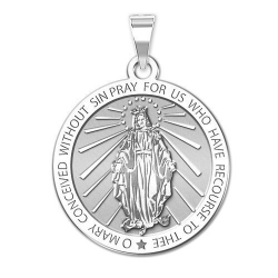Miraculous Medal  EXCLUSIVE