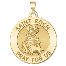 Saint Roch Medal  EXCLUSIVE