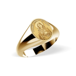 Sacred Heart of Mary Ring  EXCLUSIVE