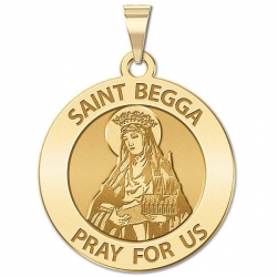 Saint Begga Medal  EXCLUSIVE