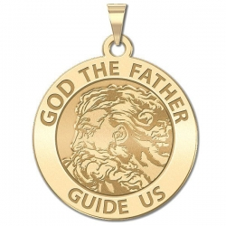 GOD The Father Medal  EXCLUSIVE