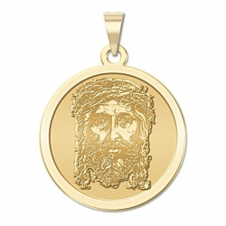 Holy Face of Jesus Medal   EXCLUSIVE