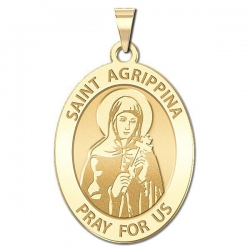 Saint Agrippina Medal    EXCLUSIVE