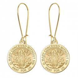 Immaculate Conception Earrings  EXCLUSIVE