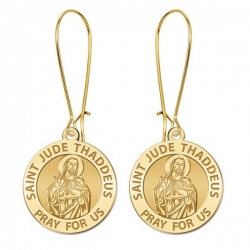 Saint Jude Earrings  EXCLUSIVE