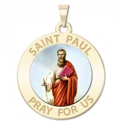 Saint Paul Medal  Color EXCLUSIVE