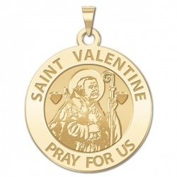 Saint Valentine Medal   EXCLUSIVE