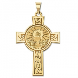 Holy Communion Cross Medal   EXCLUSIVE