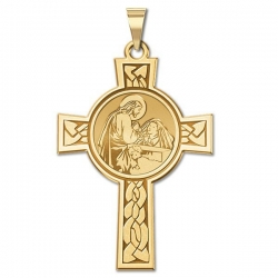 First Holy Communion Girl Cross Medal   EXCLUSIVE