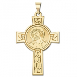 Ecce Homo Cross Medal   EXCLUSIVE