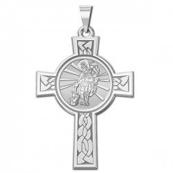 Saint Florian Cross Medal   EXCLUSIVE