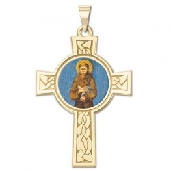 Saint Francis of Assisi Cross Medal   EXCLUSIVE