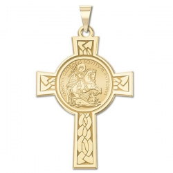 Saint George Cross Medal    EXCLUSIVE