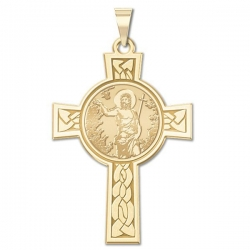 Saint John the Baptist Cross Medal   EXCLUSIVE
