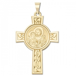 Saint Joseph Cross Medal   EXCLUSIVE