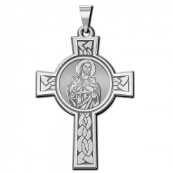 Saint Jude Cross Medal   EXCLUSIVE