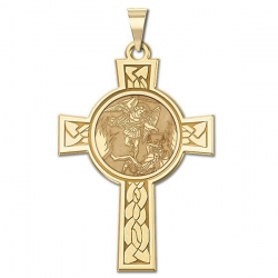 Saint Michael Medal   EXCLUSIVE