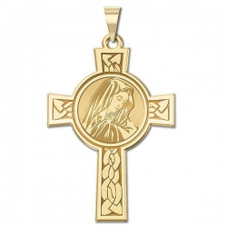 Our Lady of Sorrows Cross Medal  EXCLUSIVE