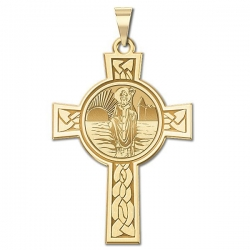 Saint Patrick Cross Medal   EXCLUSIVE