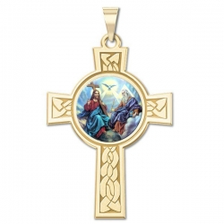 Holy Trinity Cross Medal   Color EXCLUSIVE
