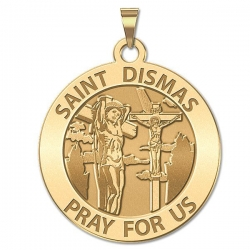 Saint Dismas Medal  EXCLUSIVE