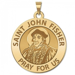 Saint John Fisher Medal  EXCLUSIVE