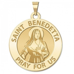 Saint Benedetta Cambiagio Frassinello Medal  EXCLUSIVE