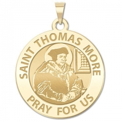 Saint Thomas More Medal  EXCLUSIVE