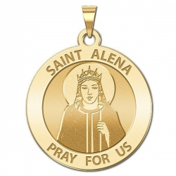 Saint Alena Medal  EXCLUSIVE