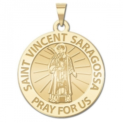 Saint Vincent of Saragossa  EXCLUSIVE