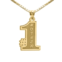 1 Mother Pendant or Charm