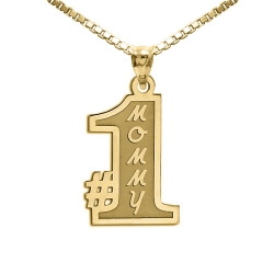 1 Mommy Pendant or Charm